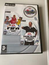EA Sports Football Fusion 2004 PC CD ROM