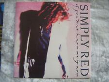 "SIMPLY RED - IF YOU DON`T KNOW ME BY NOW P/S 7"" SINGLE  B5 MICK HUCKNALL"
