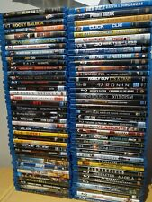 Blu Ray Bundle Job Lot of about 78 Movies & TV Series' Canadian & US Releases
