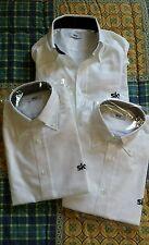 Camicia Uomo Slim Fit Bianca Cotone SKY 3 pezzi SKY MAN SLIM FIT WHITE 3 SHIRTS