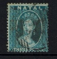 Natal SG# 10, Used, Perf 14 - Lot 012917