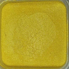 2g Natural Flashy Gold Pigment Powder Soap Making Cosmetics