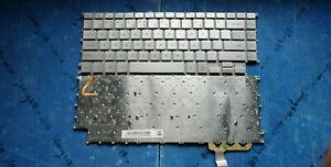 NEW Original for SAMSUNG NP900X5N 900X5N laptop US KEYBOARD Backlit Silver