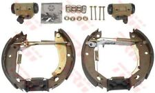 GSK1044 TRW Freno Scarpa Set Asse Posteriore