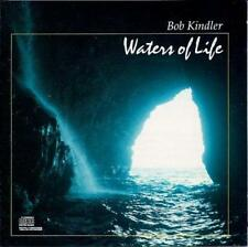 BOB KINDLER - Waters Of Life (CD 1987) USA First Edition NM New Age Jazz Fusion