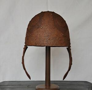 Scandinavian / Vikings Helmet Iron  Helmet 10-11AD  Flawless condition MUST LOOK