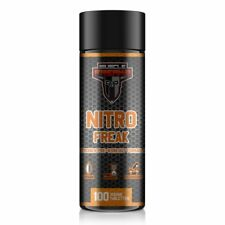 Nitro Freak, 100 vegane Tabletten, Pre-Workout Booster mit AAKG, Citrullin uvm.