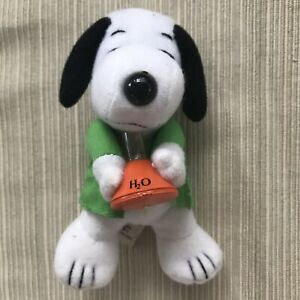 Snoopy Soft Toy Plush - The Many Lives Of Snoopy SCIENTIST - Collectable VINTAGE
