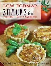 Low Fodmap Snacks for Irritable Bowel Syndrome: By Perazzini, Suzanne Perazzi...