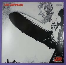 Led Zeppelin - Led Zeppelin I, c1980 German Press Misspelled Labels , EXC/EXC+