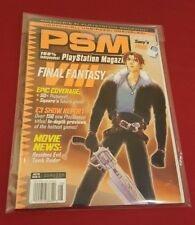 Final Fantasy VIII 8 FF8 1998 PSM PlayStation Magazine Issue 12 Book Game Guide