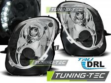 Headlights For ALFA ROMEO MITO 2008- TRU DRL CHROME..