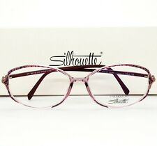Silhouette Eyeglasses Frame 3507 40 6103 54-14-135 without case