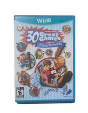 Family Party: 30 Great Games Obstacle Arcade (Nintendo Wii U, 2012)Free Shipping