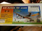 R/C Action Air AS1000 Battery operated Airplane- NEW 2006 rare hard to find