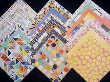 12X12 Scrapbook Paper Cardstock American Crafts Amy Tangerine Finders Keepers 24