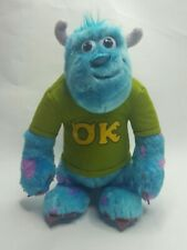Disney's Monsters University-- Talking Sulley Plush- 14""