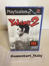 YAKUZA 2 - SONY PS2 PLAYSTATION 2 - NEW SEALED - PAL VERSION