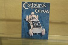 DOLLS HOUSE ( Retro  Metal Sign = Cadbury's  Cocoa