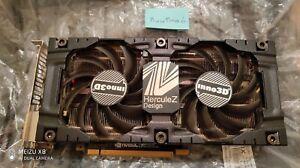 Inno3D GeForce GTX 1070 Twin X2, 8192 MB GDDR5