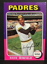 1975 Topps #61 Dave Winfield EX-EXMINT