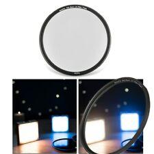 Black Pro Mist Lens Filter Protector Soft Focus Diffuser Diffusion for camera