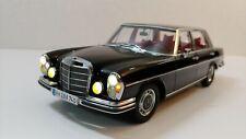 1/18 Autoart Mercedes-Benz 300SEL (Black color) LED modify by MBW