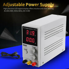 Switch LCD Digital DC Regulated Power Supply K3010D 30V 10A Variable AdjustableS