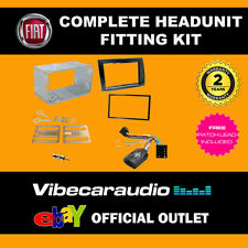 Connects2 CTKFT07 Fiat Bravo Double Din Fascia Stereo Fitting Installation Kit