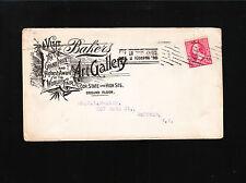 Baker's Art Gallery Chicago World's Fair Grand Prize Highest Winner 1896 Cover +