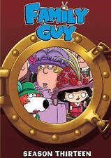 Family Guy: Season 13 (DVD, 2015, 3-Disc Set) New