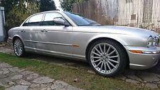 Jaguar Sepang 20 Felgen Alu X350 X358 LK 5x108 mit neuen Reifen