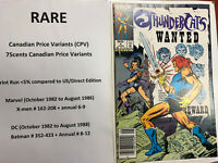 Thundercats (1985) # 4 (NM) Canadian Price Variant CPV !