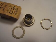 Vintage Casco #60 #600 cigar lighter element 1930's 1940's