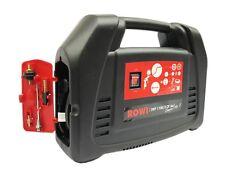 Rowi Kompressor 1,1kW 8bar Druckluft Compact Air Koffer Luftkompressor DKP1100 3