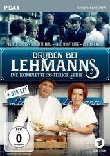 Drüben bei Lehmanns * DVD Kultserie mit Walter Gross Brigitte Mira Pidax Neu