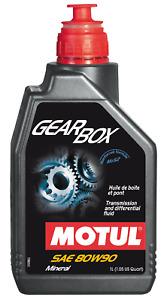 Motul 105787 Gearbox 80w90 12x1l