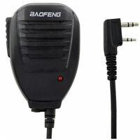 Handheld 2-Way Radio Speaker Microphone Walkie Talkie for BF-UV5R baofeng 888S -