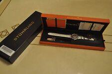 NEW Stuhrling Original Women's 388LS.01 Ladies Edinburgh Quartz Wrist Watch
