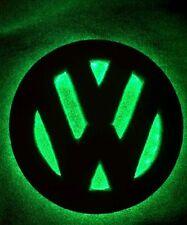 10 in (ca. 25.40 cm) VW T25, T4, T5, Caddy, Camper Van Interna Luce LED Badge Logo.