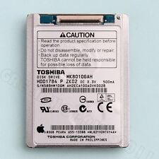 "1.8"" Toshiba 80GB hard Drive ZIF MK8010GAH for APPLE iPod Video 5TH 5GEN Disk"