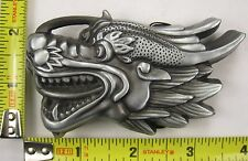 DRAGON BELT BUCKLE CHINESE ASIAN CHINA POWER LUCK  B131
