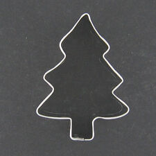 MINI CHRISTMAS TREE METAL COOKIE CUTTER HOLIDAY BAKING SWEETS PARTY FAVORS NEW