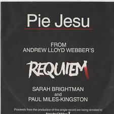 Sarah Brightman - Pie Jesu 7 Single 1985