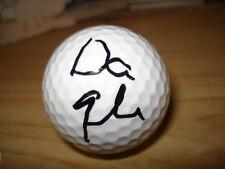 Celebrity Golf Ball Auto DAN QUAYLE 44TH VICE PRESIDENT