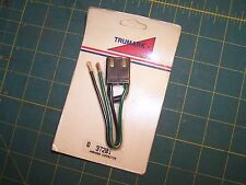 TRUMARK 37201 HARNESS CONNECTOR / PIGTAIL FITS PONTIAC CHEVROLET GMC