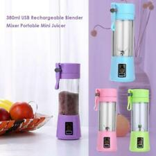 380ml One Personal Blender Juicer Mix Blend Rechargeable Cordless Smart Juicer