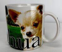 CHIHUAHUA Stubborn Tricks EXTRA LARGE 15oz COFFEE MUG