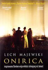 Onirica (DVD) Lech Majewski (Shipping Wordwide) Polish film
