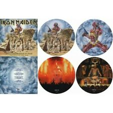 IRON MAIDEN - SOMEWHERE BACK IN TIME: THE BEST OF - LIMITED PICTURE VINYL 2 LP